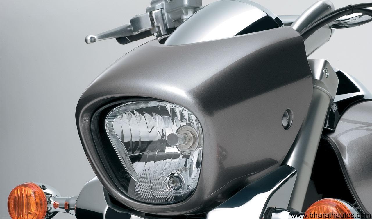 Suzuki Intruder M800 - 003