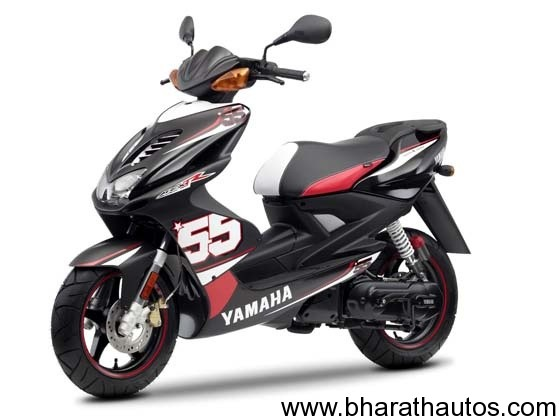 Yamaha India To Launch Scooters In 2012