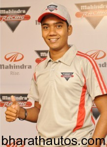 Sarath Kumar to represent Mahindra Racing in Italian GP