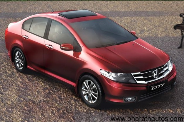 2012_Honda_City_Facelift_FrontView