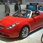 TATA Aria Roadster - 001