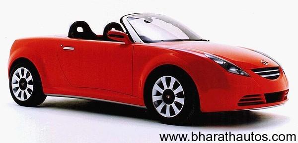 TATA Aria Roadster