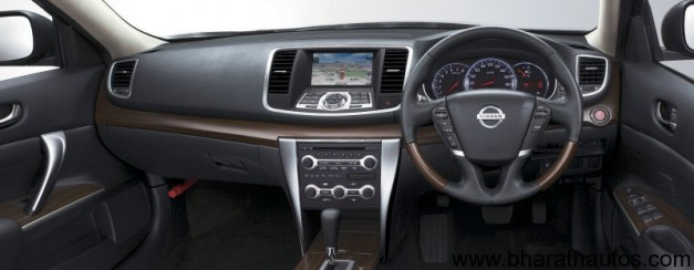 Nissan Teana 250 XL - InteriorView