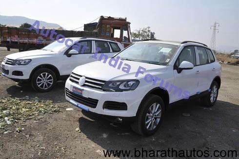 New Volkswagen Touareg - 001