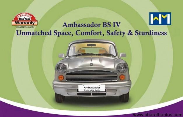 HM Ambassador - 001