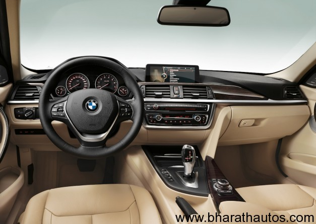 2012 BMW 3 Series - InteriorView