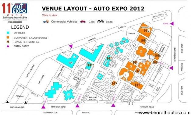 2012_Auto_Expo_Layout