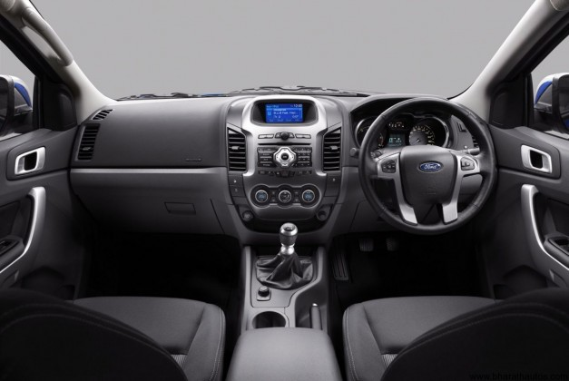 2012 Ford Endeavour - DashboardView