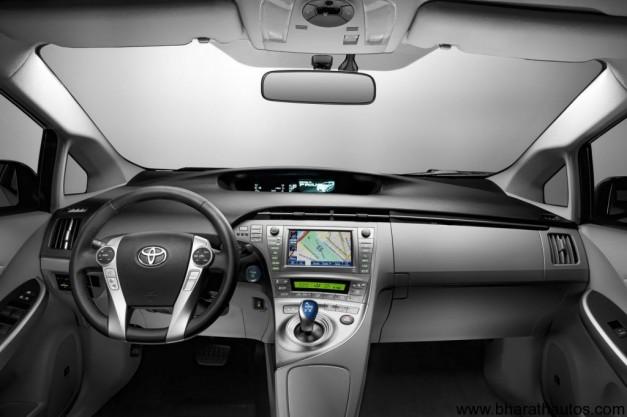 2012 Toyota Prius - InteriorView