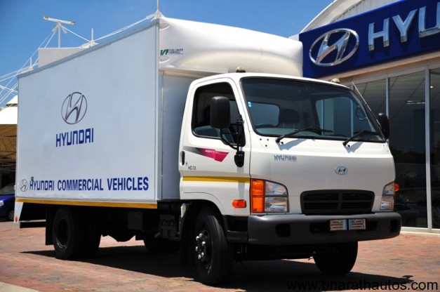 Hyundai HD45 Truck