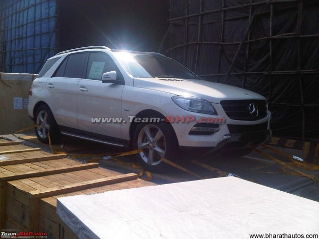 2012 Mercedes ML in Mumbai
