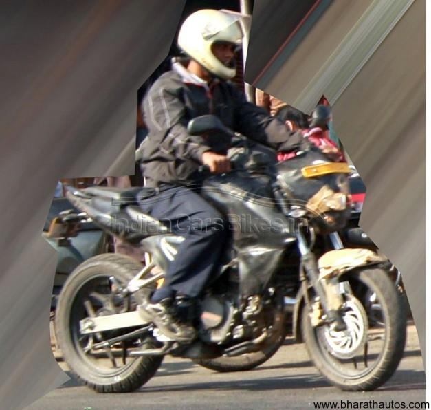 Next-gen 2012 Bajaj Pulsar spied - 001