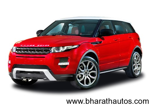 range rover evoque named top gear magazine 39 s car of the year. Black Bedroom Furniture Sets. Home Design Ideas