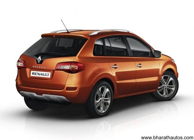 Renault-Koleos-Crossover-SUV-RearView