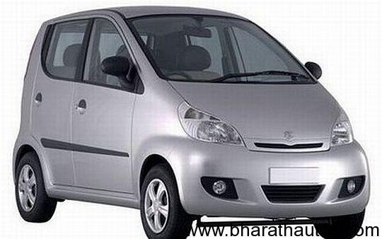 Bajaj ultra low cost car