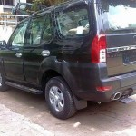 2012 Tata Safari Merlin - RearView
