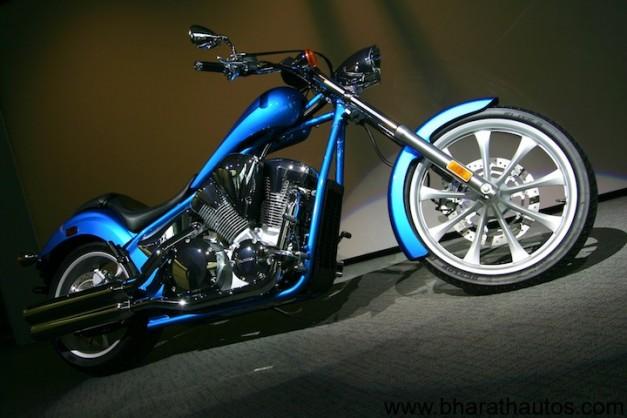 2012 Honda Fury motorcycle