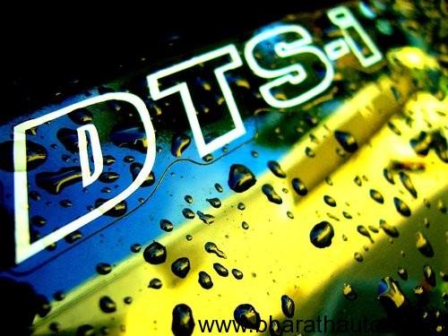 Bajaj DTS-i logo