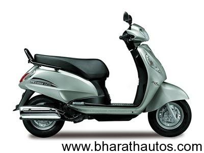 Suzuki Access 125cc - Silver