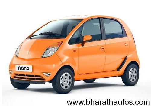 2012 Tata Nano - FrontView