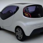 Tata Pixel Concept - RearView