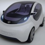 Tata Pixel Concept - FrontView