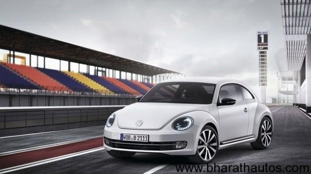 2012 Volkswagen Beetle - FrontView