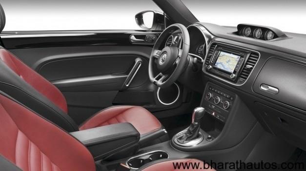2012 Volkswagen Beetle - InteriorView