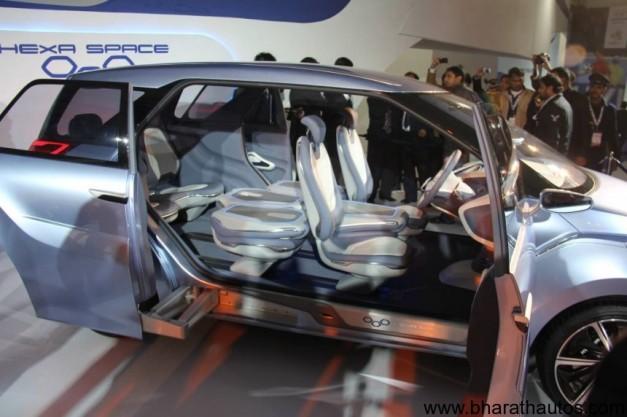 Hyundai Hexa Space MPV concept
