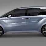 Hyundai Hexa Space MPV concept - 002