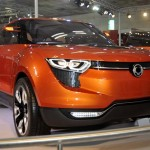 Mahindra Ssangyong XIV-1 concept