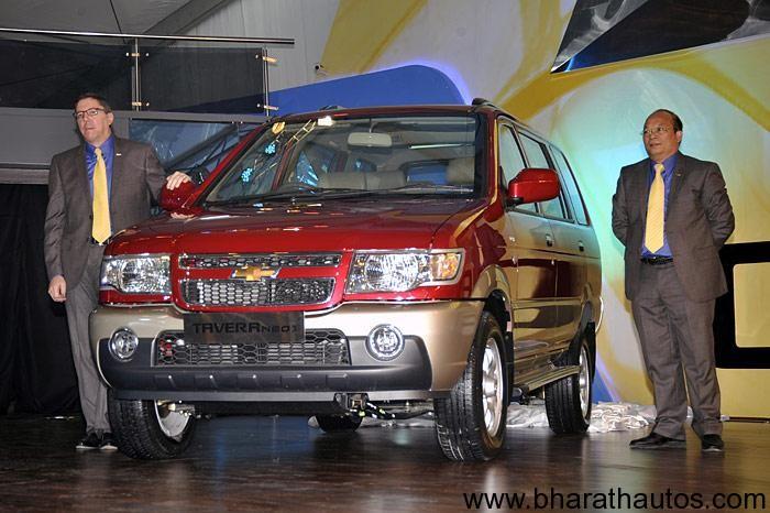 2012 Auto Expo Chevrolet Showcases New Captiva And Tavera Neo3