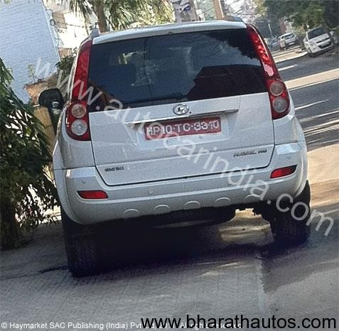 Haval H5 SUV - RearView
