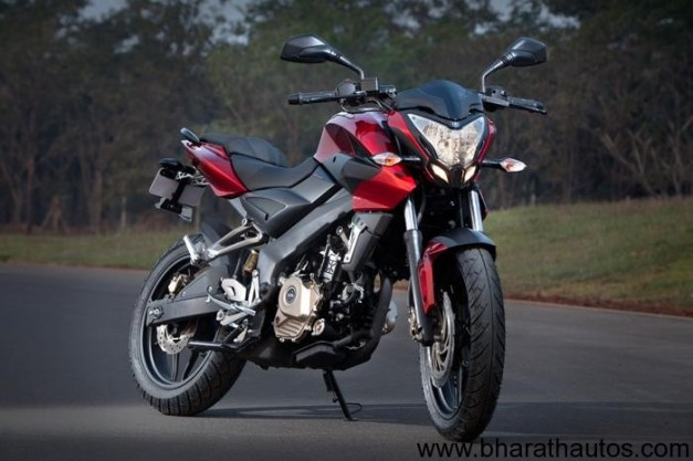 New Bajaj Pulsar 200NS - 001