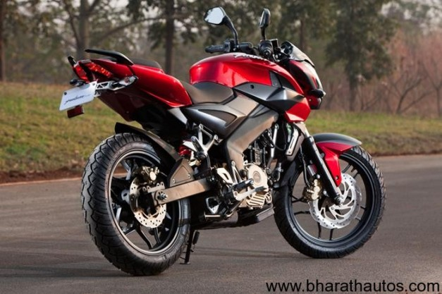 New Bajaj Pulsar 200NS - 004