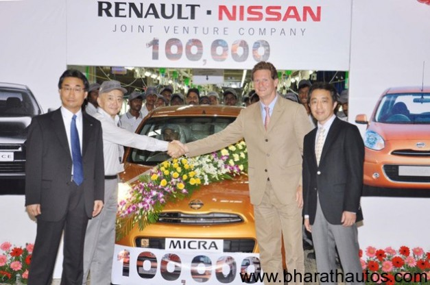 Nissan-Renault to expand capacity of Chennai plant