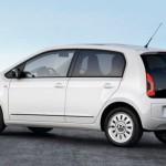 Volkswagen Up! five door - 002