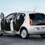 Volkswagen Up! five door - 003