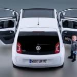 Volkswagen Up! five door - 004