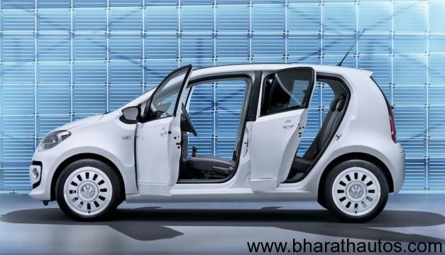 Volkswagen Up! five door