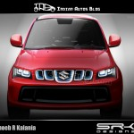 Maruti Suzuki Jimny/Gypsy Compact SUV - 001