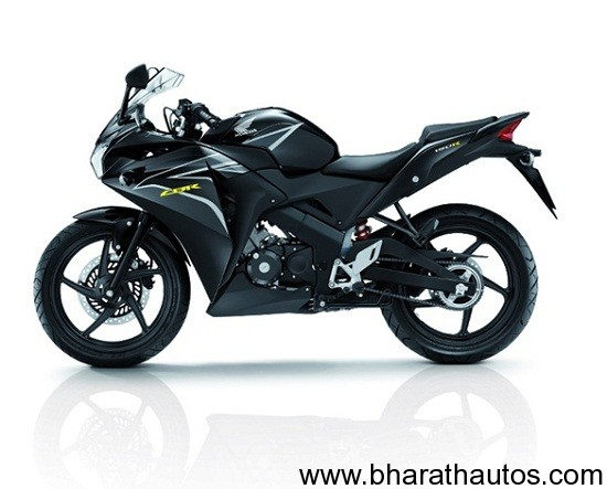 New 2012 Honda CBR150R - SideView