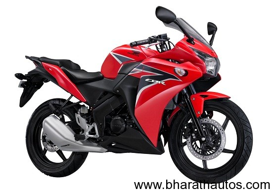 New 2012 Honda CBR150R - FrontView