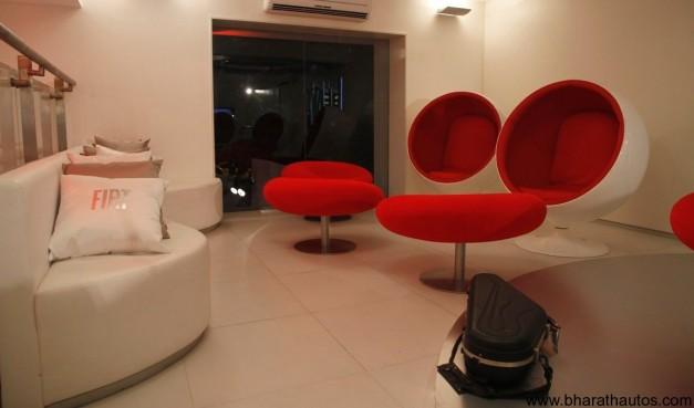 'Fiat Caffe' brand store at New Delhi - 004