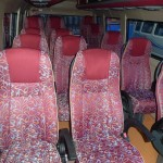 Force Motors Traveller Luxury - Interior