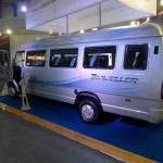 Force Motors Traveller26 - RearView