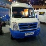 Force Motors Traveller Hybrid - Exterior