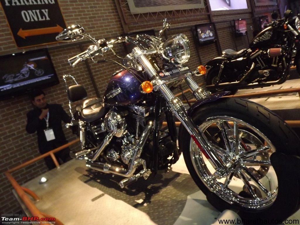 Harley Davidson Genuine Parts India