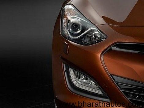 Hyundai i20 2012 teaser image