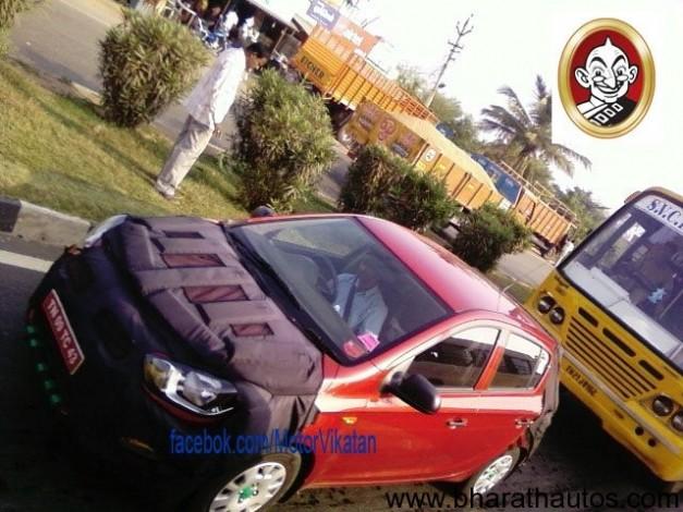 Hyundai-i20-facelift-spied-in-Chennai